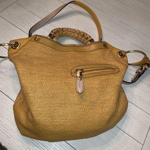 orYany Messenger hobo bag